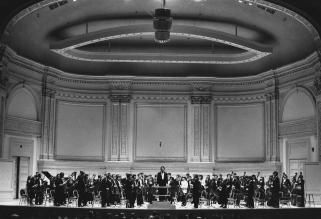 Carnegie Hall 1991